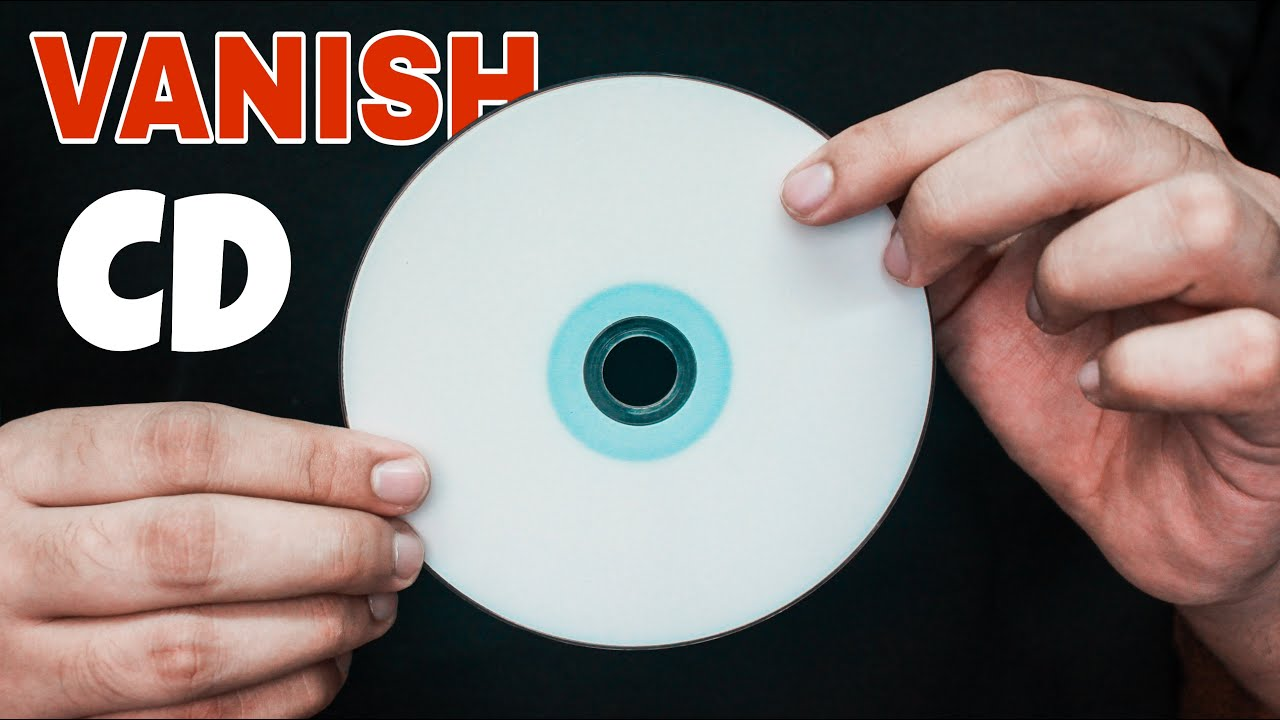 LEARN To Vanish CD Instantly   AGT 2020 Magic EXPLAINED!!!