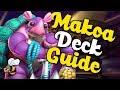 Paladins Pro - Flankoa The Best Carry Tank | Makoa Deck Guide - Paladins 2.01