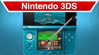 Steel Diver - Nintendo 3DS - Trailer