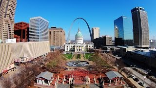 Tour of St. Louis - Best Places To Visit