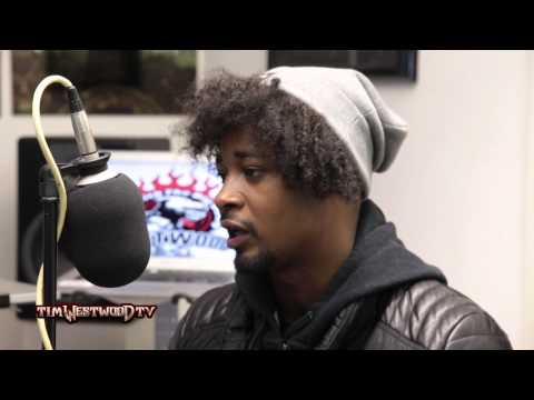 Danny Brown on syrup - Westwood