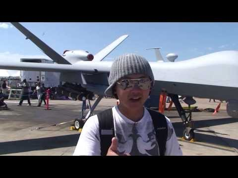 Miramar MCAS 2011 AIR SHOW with your Host Pete!  In HD!