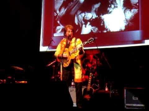 Tim Piper en Chile - Strawberry Fields
