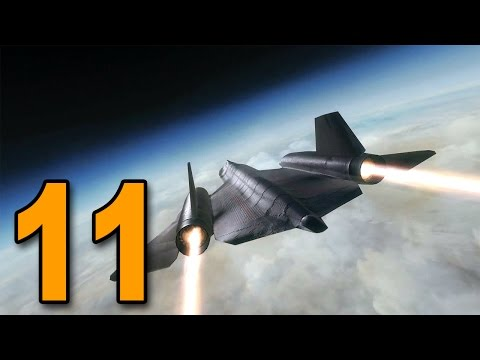 Black Ops 1 - Part 11 - SR71 PILOT MISSION! (Let's Play / Walkthrough / Playthrough)