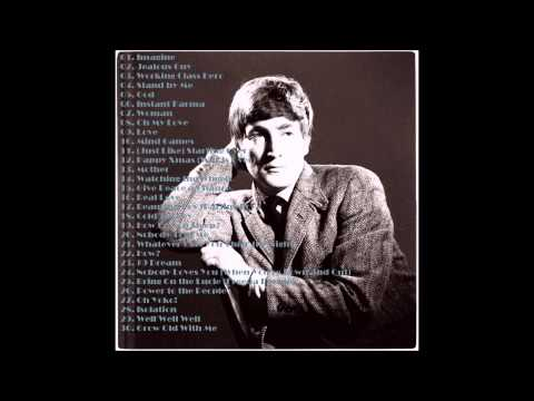 Greatest Hits of John Lennon-The Best of John Lennon Full Album