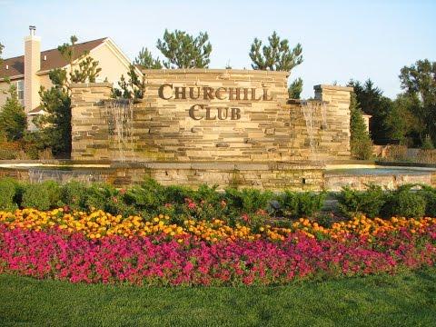 Churchill Club Subdivision Oswego IL