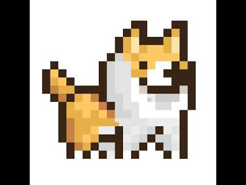 Pixel Art Chien Youtube