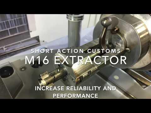 Short Action Customs: M16 Quick Video