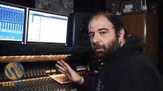 gunpoint recording studios bass guitar recorded through an avalon u5