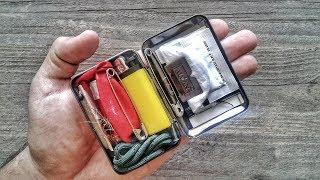 Ultimate Survival Kit | Survival Kit | NEW !! | Survival Set | 2017 | EDC