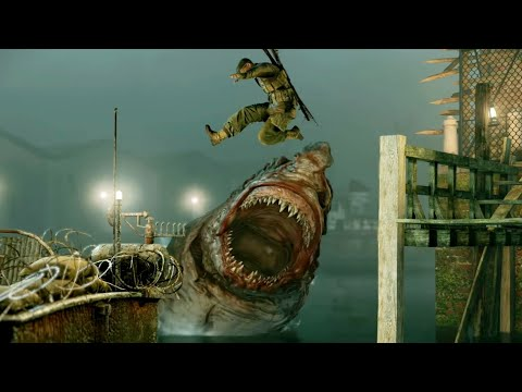 Zombie Army 4: Dead War - Full Game Walkthrough (1080p 60fps)