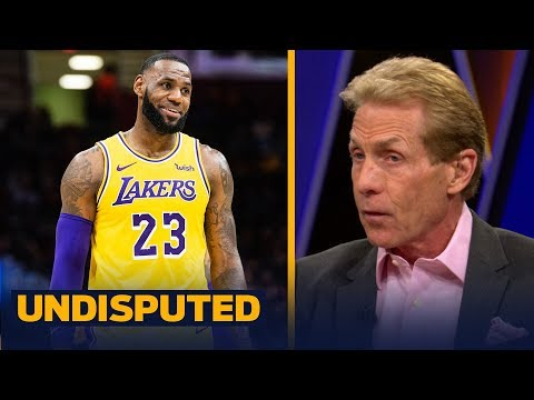 Skip Bayless on how LeBron can lure Anthony Davis to Lakers before trade deadline   NBA   UNDISPUTED