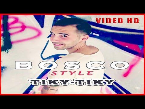 Bosco Cobos Style Tiky Tiky Tiki ( VIDEO UFFICIALE HD 2016 ) - Grande Fratello Vip