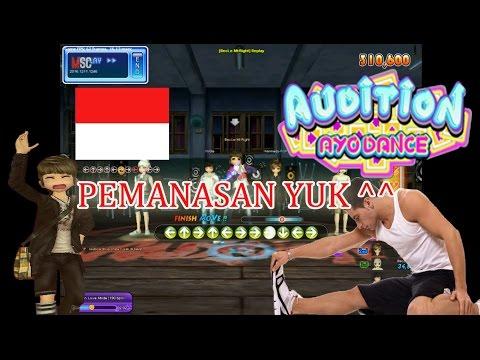 Audition Ayodance Indonesia - Love Mode 190 Bpm C PF ( Crazy Dance 4 ) Pemanasan Yuk^^