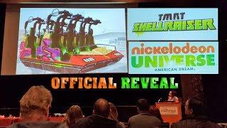 REVEALED Roller Coasters: Nickelodeon Universe American Dream, NJ