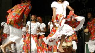 jing ping music dominica culture pt1