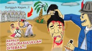PEMENGGALAN KEPALA HUSEIN (Cucu Rasulullah) & Sejarah Pembunuhan 3 Sahabat Nabi || Cerita Islami 8
