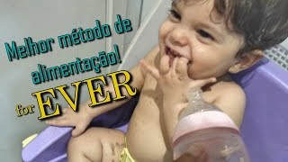 Video O melhor método de alimentar um bebê EVER! download MP3, 3GP, MP4, WEBM, AVI, FLV Oktober 2018