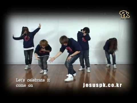 [PK] 우리주의성령이 When the spirit of the Lord  -Promise Keepers worship Dance (praise and worship songs)