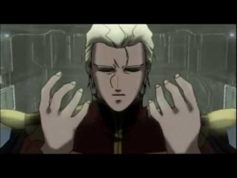 Psx Mobile Suit Gundam Char S Counterattack Amuro Youtube