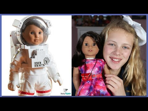Meet the American Girl of the Year 2018   Luciana Vega Doll