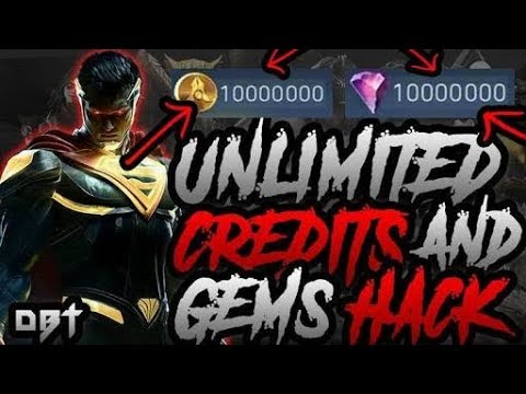 Hack Injustice 2 On Androide Easy