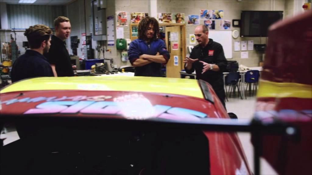 West Kent College Motorsport Courses