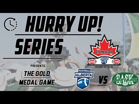 Hurry Up! Series: 2018 Canada Cup Gold Medal game - Team Alberta vs Team Saskatchewan