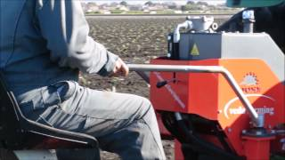 SA1R: Mechanical Vegetable Weeder