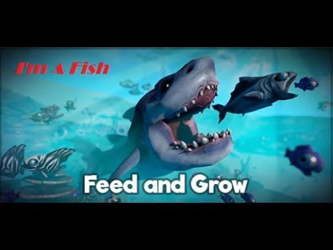 Feed and grow fish by oldb1ood oldb1ood on game jolt for Fish and grow