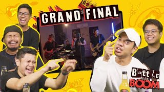 Alif Satar & The Locos Reacts to the Grand Finals for Battle of the Boom!