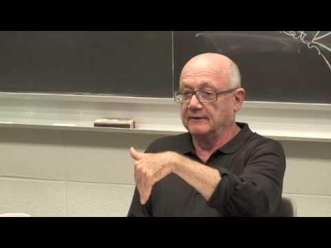 Radical General Semantics, Gad Horowitz Lecture 1 - Sept 15, 2009