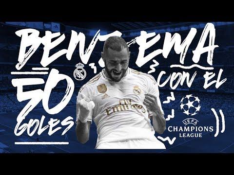 Karim Benzema | ALL 50 Champions League goals at Real Madrid!