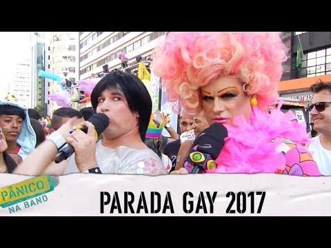 PÂNICO EVENTOS: PARADA GAY 2017
