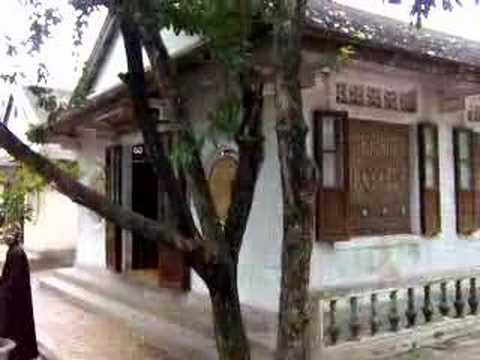 Monks singing/chanting in Hoi An, Vietnam