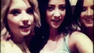 Shay Mitchell, Ashley Benson & Troian Bellisario: