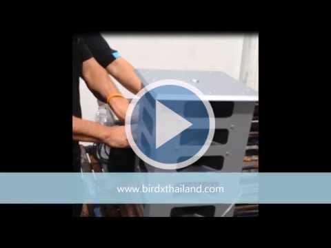 ไล่นก ด้วย เสียงไล่นก รุ่น MEGA Blaster PRO โดย Bird X Thailand
