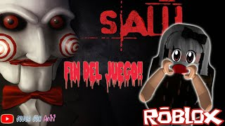 """Playing """"The Game of Fear"""" // Saw // ROBLOX //PLAY WITH ANN"""