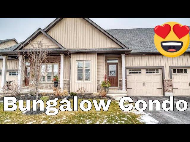 Cinematic Real Estate Video - Bungalow condo in Niagara Falls - MLS & Realtor.ca