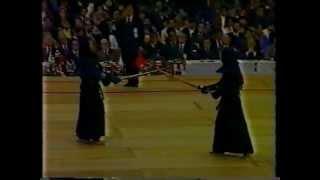 27th All Japan Kendo Championships 1979 - The Finals - SUENO vs. FURUKAWA