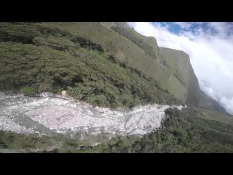 Superman Zipline Peru Video