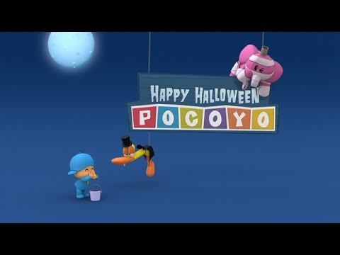 🕸POCOYO in ENGLISH🎃: Happy Halloween 2013 | Full Episodes | VIDEOS and CARTOONS for KIDS