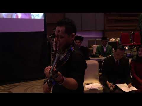 PANTANG MUNDUR ( TITIEK PUSPA ) - PSM UMI Makassar feat Violin Benda