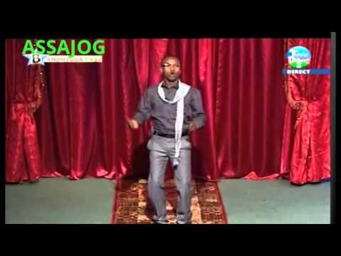 Djibouti: BANDHIGA TVGA  iyo Rachid Nour 19/02/2015