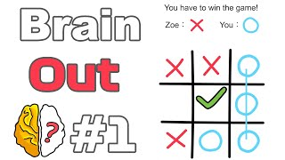 Brain Out - Tricky riddle games - Can you pass it? Part 1