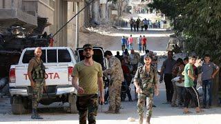 استدعت تدخل الأمم المتحدة.. تعرف إلى آخر التطورات في درعا