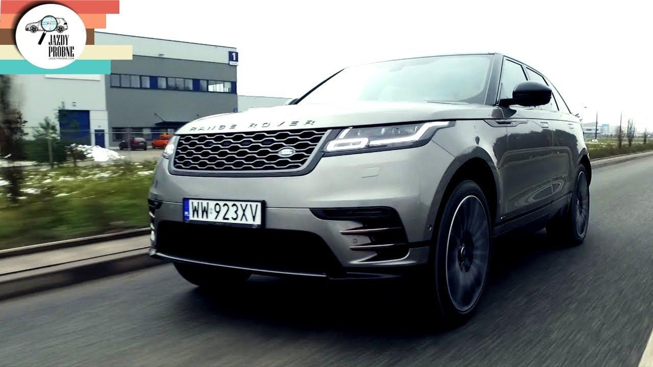 Range Rover Velar 3.0 SD6 V6 300KM: Urzekający SUV – #239 Jazdy Próbne