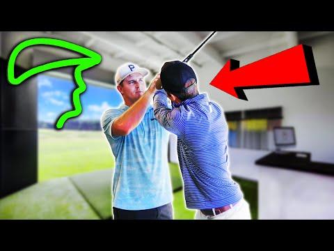 Bryson DeChambeau Teaches Me How To Swing Like Him - gm__golf