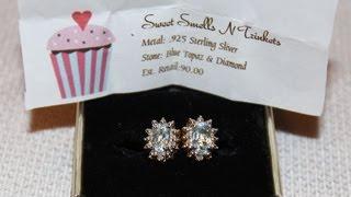 Caramel Apple Butter & Serendipity Sweet Smells N Trinkets Jewelry Reveal & Review