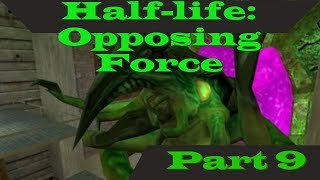 Half-life: Opposing Force: part 9 (ENDING)